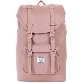 Herschel Little America Mid-Volume Backpack 17l, różowy